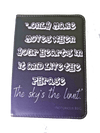 Hip-Hop Themed Passport Cover--Notorious B.I.G. - Reflections By Zana