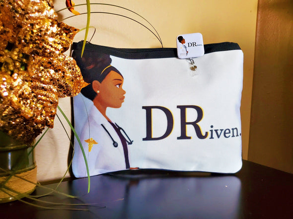 DRiven Black MD Bundle with Crossbody Bag & Badge