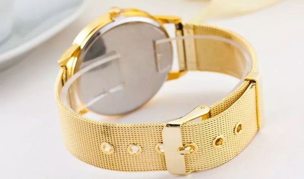 Montre Tendencia Gold