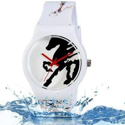 Montre Quartz - Cadran Cheval