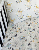 Forest Glade In Aspen Crib Sheets & Change Pad Covers - Sweet Little Baby Cakes
