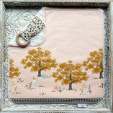 Woodland Fawn Security Blanket