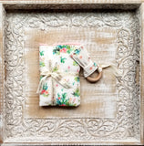 Floral Cactus Security Blanket - Sweet Little Baby Cakes