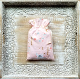 Rosemilk Crib Sheet in Cameo