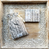 Birch Trees Crib Sheet