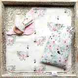 Swan Lake Security Blanket - Sweet Little Baby Cakes