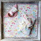 Garden Bloom Security Blanket - Sweet Little Baby Cakes