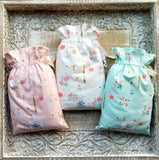 Rosemilk In Cameo Crib Sheets & Change Pad Covers