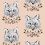 Fox & Fable Pillow Covers - Sweet Little Baby Cakes