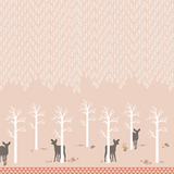 Fawn Forest in Shell