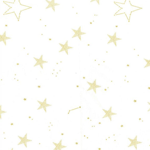 Starry Night Crib Sheet - Sweet Little Baby Cakes