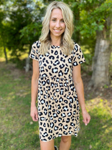 Leopard is A Neutral Dress