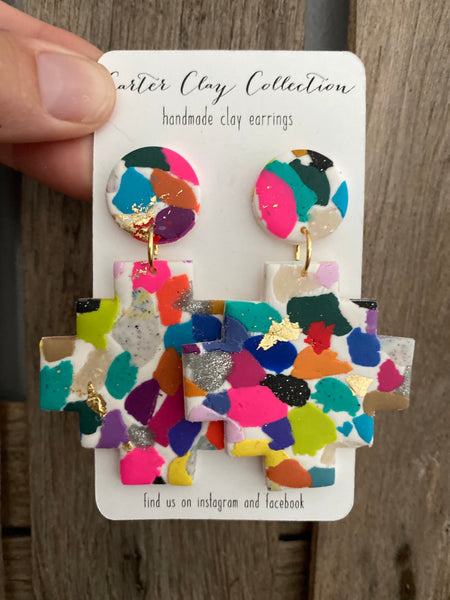 Slab Dangle {CarterClay Collection}