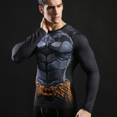 T-shirt Musculation Batman