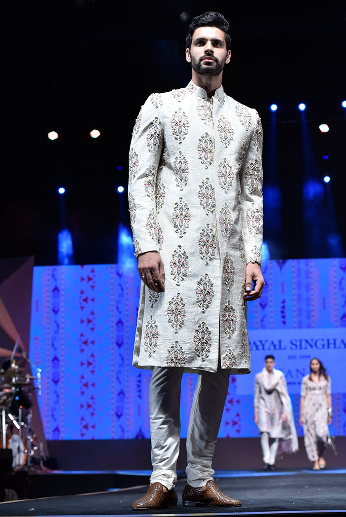 PS Men Reyhan Sherwani Set