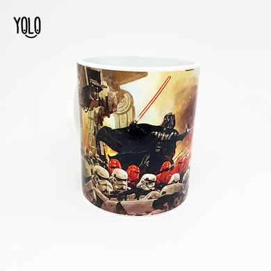 Caneca Star Wars - Darth Vader