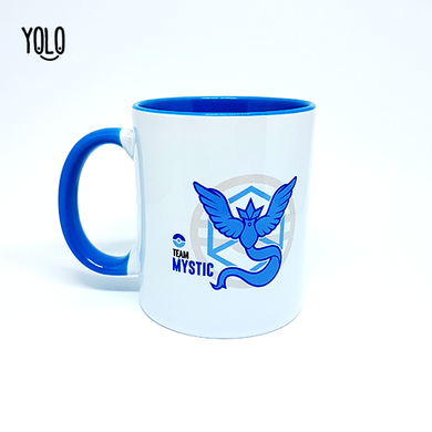 Caneca Color Pokémon Go - Team Mystic