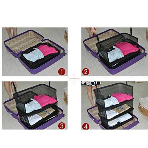 3 Tier Travel Storage Bags