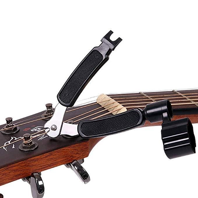 Guiwi - Pro Guitar String Winder & Cutter