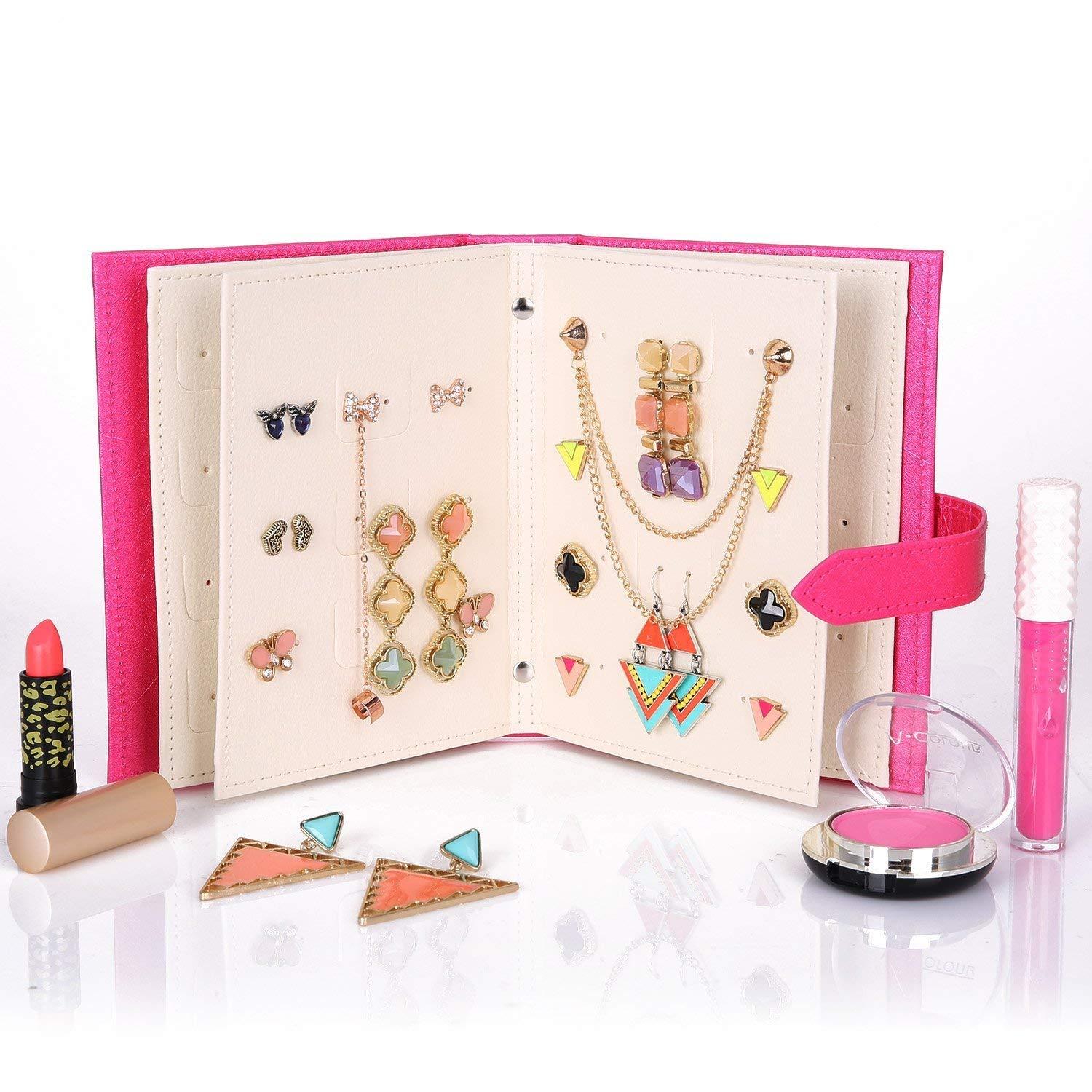 Exclusive Earrings Album Organizer
