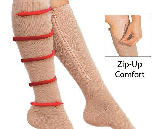 Zip Socks