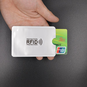 5 Pieces C lock - RFID Protection