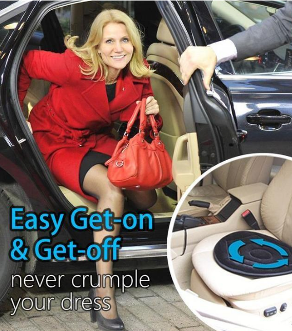 Exclusive Rotating Seat Cushion