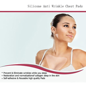 Professional Silicone Anti Wrinkle Chest Pads