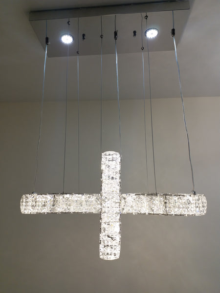 Infinity Crystal Ceiling Pendant | Pre-Order for August Delivery