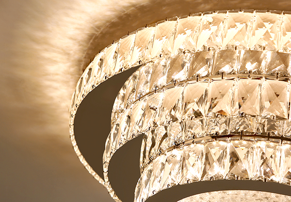 Timeless Flushed Ceiling Light | Easy Fit