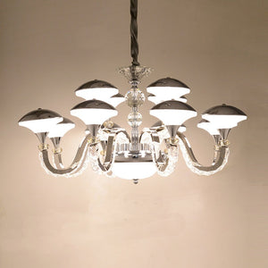Emilia 12-Shaded Crystal Chandelier