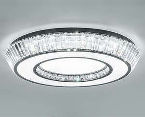 Concavo Flushed Ceiling Light | Easy Fit
