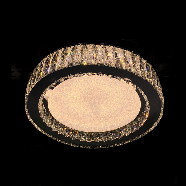 Simona round ceiling flushed light
