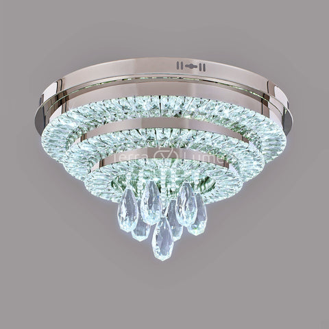 Castaca flushed ceiling light | easy fit
