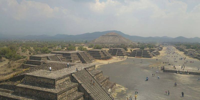 The fascinating city of Teotihuacán