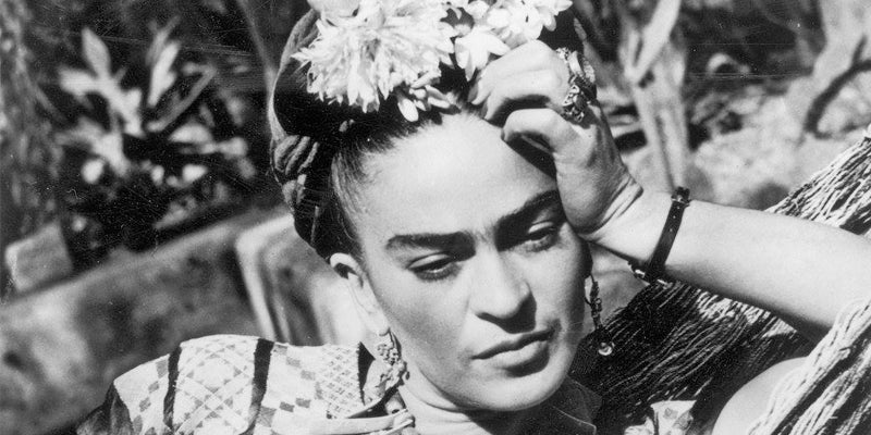 A glance into Frida's life