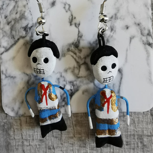 Mariachi Earrings