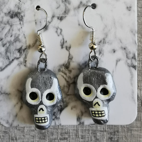 Wrestler Earrings
