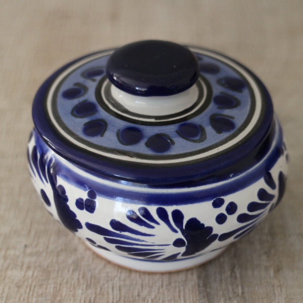 Talavera hand painted pot