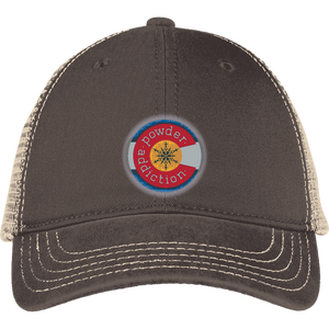 Colorado Twill Front/ Mesh Back Cap