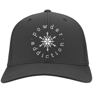 Powder Addiction Snowcats Twill Cap