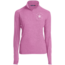 Powder Addiction Snowcats Colorado 1/2 Zip Performance Pullover