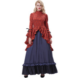 Downton Abbey-Inspired Victorian Dress