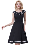 HANNAH Sailor Collar Dress
