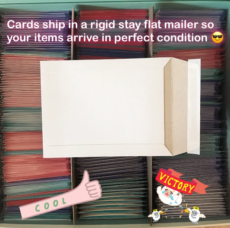 Cute Just Because Reminder Card