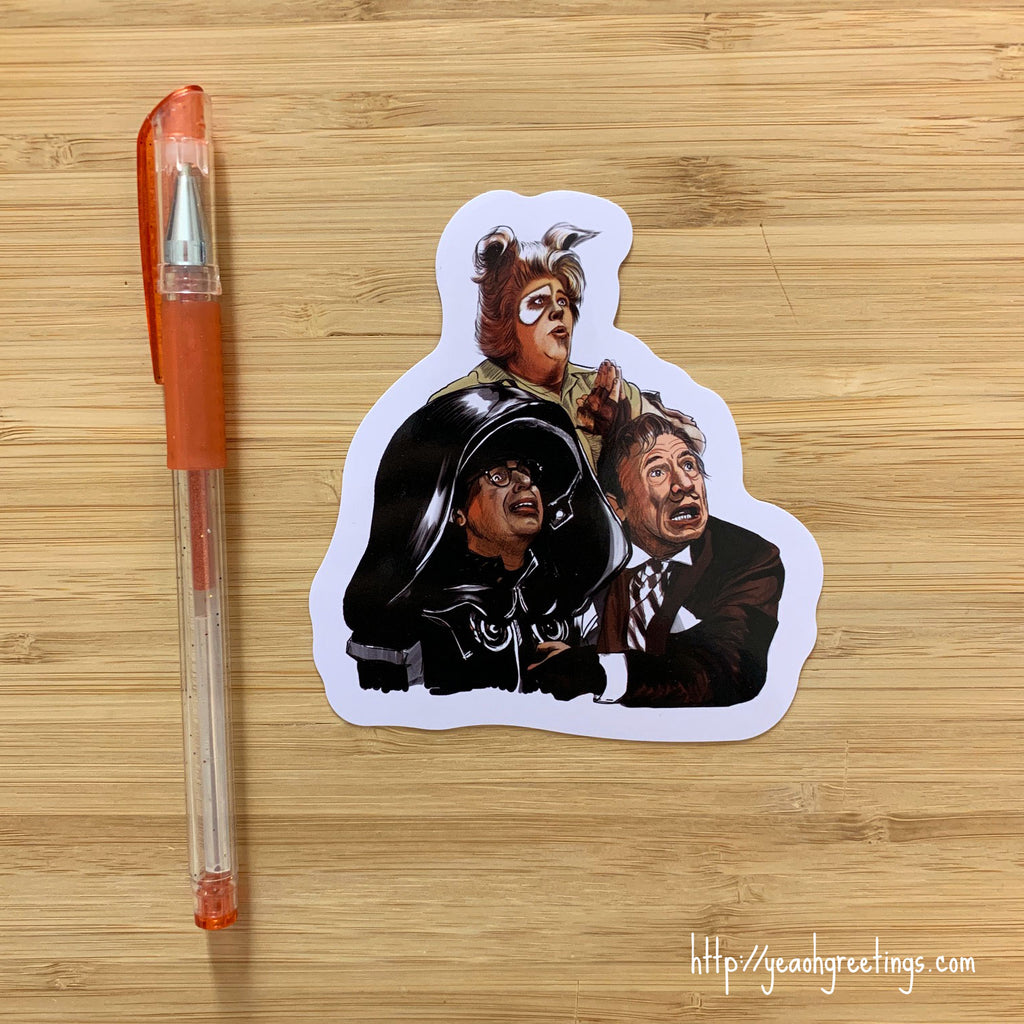Spaceballs Vinyl Sticker