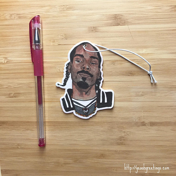 Snoop Dogg Air Freshener