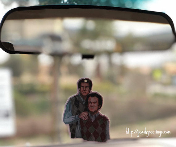 Step Brothers Air Freshener