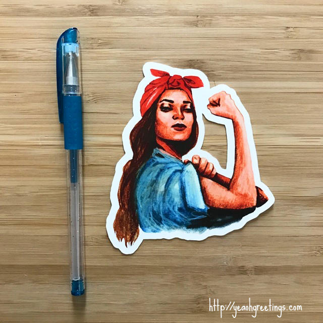Beyonce Lemonade Sticker