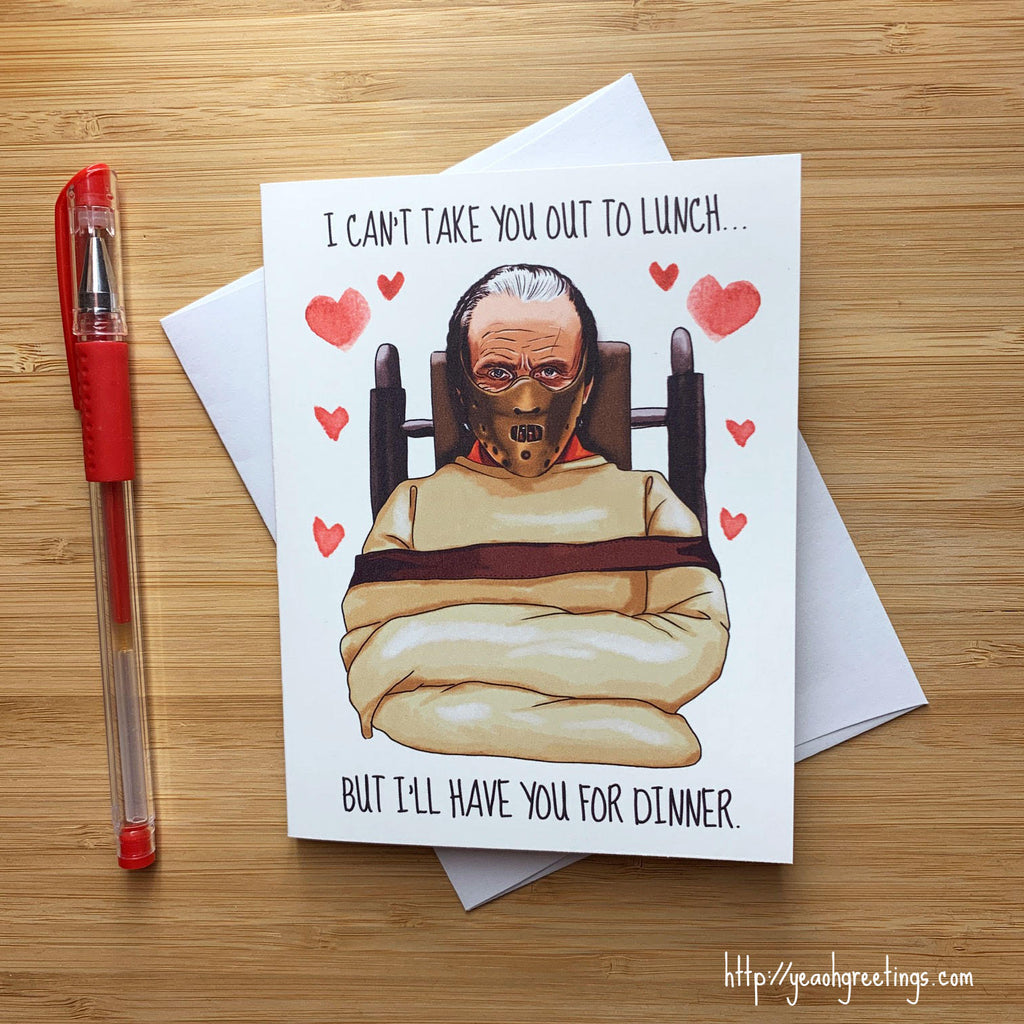 Hannibal Love Card